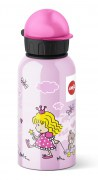 Emsa Kids Trinkflasche Prinzessin mit Trinkverschluss
