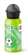 Emsa Kids Trinkflasche Fußball mit Trinkverschluss