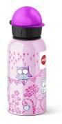 Emsa Kids Trinkflasche Eule mit Trinkverschluss