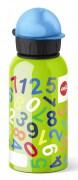 Emsa Kids Trinkflasche Numbers mit Trinkverschluss