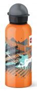 Emsa Teens Trinkflasche Splash mit Trinkverschluss